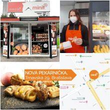 Nová pekárnička Bratislava