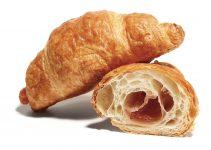 Mini croissant jahoda image2