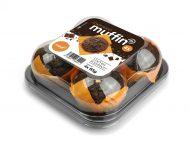 Muffin coko obal 3 D