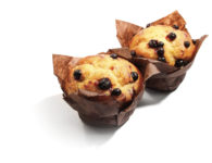 Muffin lesneovocie image