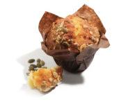 Muffin mrkva image